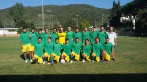 Squadra Juniores 2015_16
